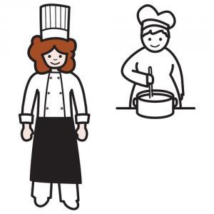 OFERTA de empleo: 1 Cocinera con discapacidad a jornada completa