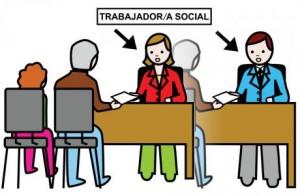 OFERTA de empleo: 1 Trabajador/a Social