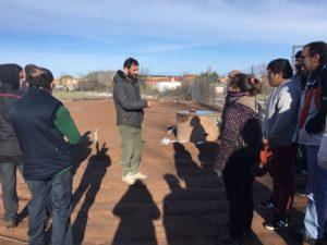Comienza el curso de Auxiliar de viveros y jardines | Proyecto POMONA
